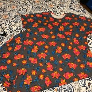 Lularoe Maria only worn once! 3xl